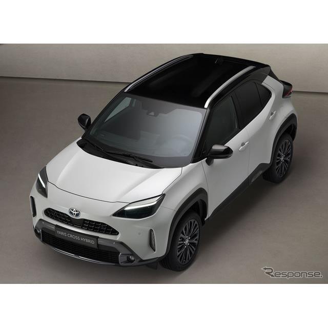 トヨタ自動車の欧州部門は3月29日、『ヤリスクロス アドベンチャー』(Toyota Yaris Cross Adventure)を発...