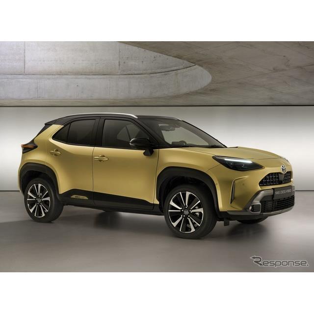 トヨタ自動車の欧州部門は3月29日、『ヤリスクロス・アドベンチャー』(Toyota Yaris Cross Adventure)に...