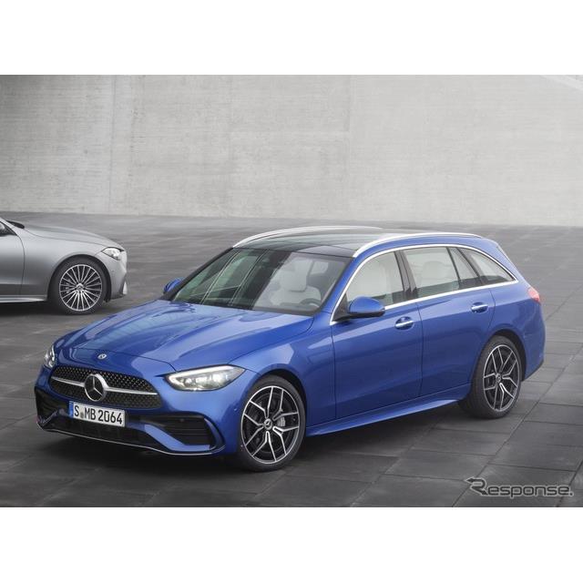 メルセデスベンツは3月30日、新型『Cクラス・エステート』(Mercedes-Benz C-Class Estate)の受注を欧州で...