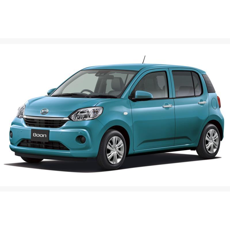 ダイハツ工業は2021年4月1日、小型乗用車「ブーン」を一部改良して発売した。  今回はグレードラインナッ...