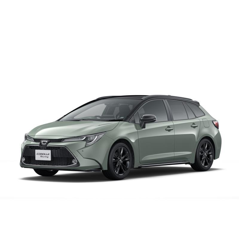 """トヨタ自動車は2021年4月2日、ステーションワゴン「カローラ ツーリング」に特別仕様車""""ACTIVE RIDE(アク..."""