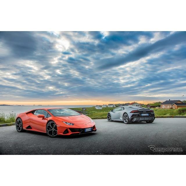 ランボルギーニは3月31日、『ウラカンEVO』(Lamborghini Huracan EVO)の2021年モデルを欧州で発表した。...