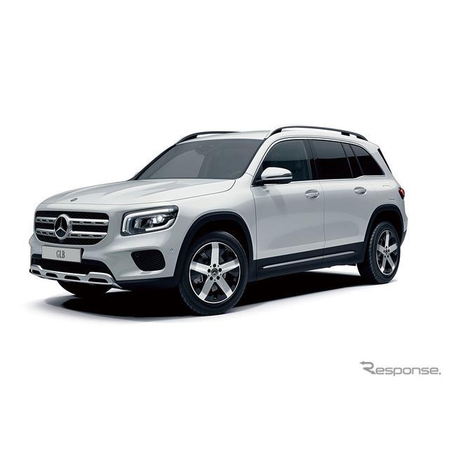 メルセデス・ベンツ日本は、コンパクトSUV『GLB』(Mercedes-Benz GLB)に「GLB180」および「GLB200d 4マチ...