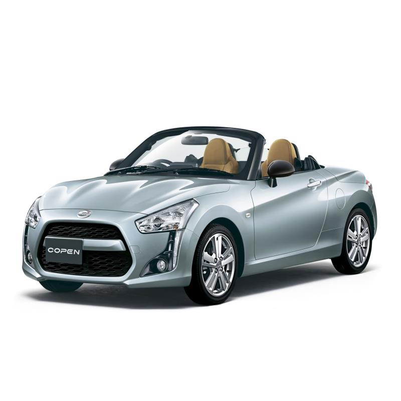 ダイハツ工業は2021年4月7日、軽オープンスポーツカー「コペン」を一部改良し、販売を開始した。  今回は...