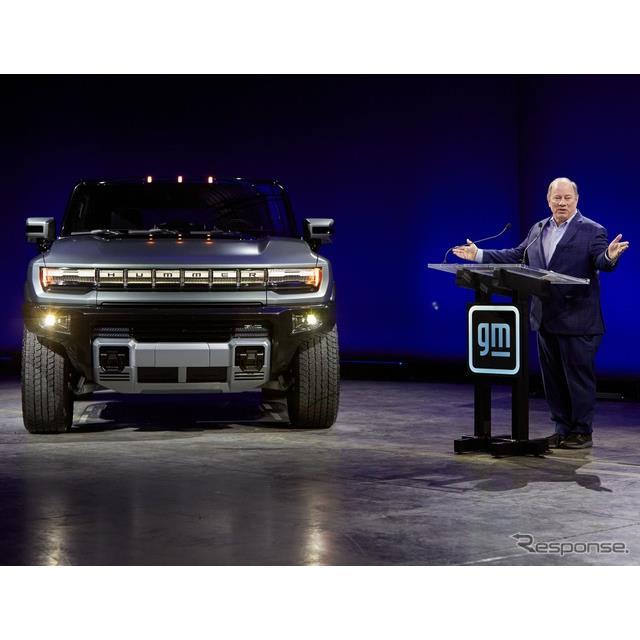 GM(General Motors)は4月6日、米国ミシガン州デトロイトのEV専用工場「ファクトリーゼロ」において、GMC...