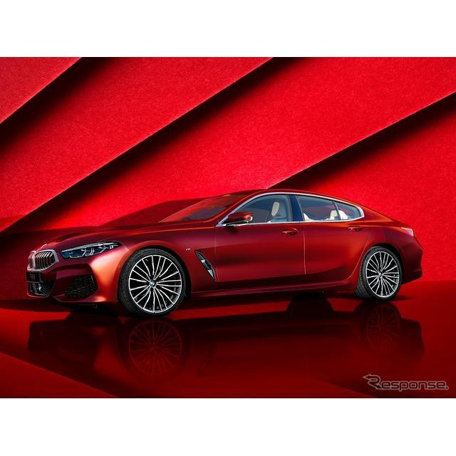 ビー・エム・ダブリュー(BMWジャパン)は、『8シリーズ グランクーペ』にその魅力を最大限に高めた「コレ...
