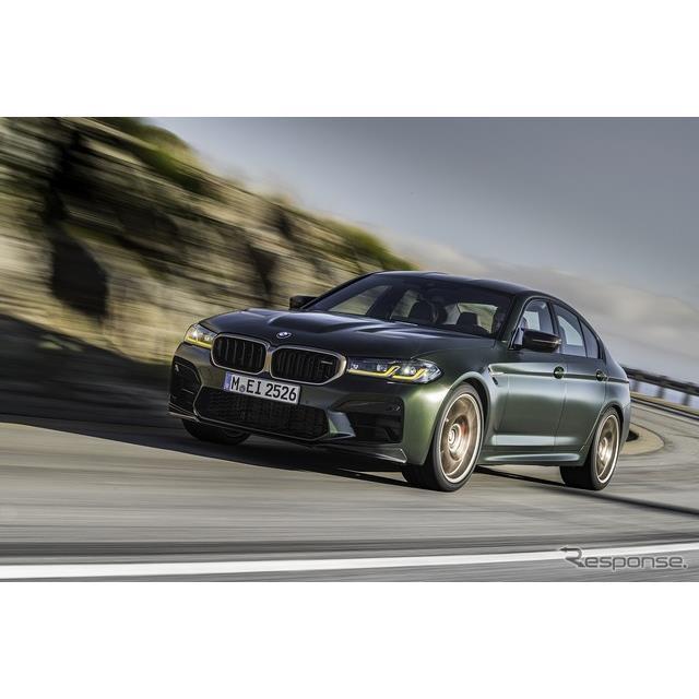 ビー・エム・ダブリュー(BMWジャパン)は、『5シリーズセダン』の高性能モデル『M5』をベースに、BMW Mモ...