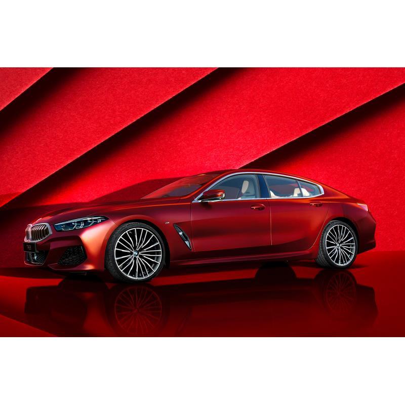 BMWジャパンは2021年4月8日、4ドアクーペ「8シリーズ グランクーペ」に特別仕様車「Collector's Edition(...