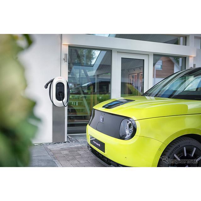ホンダは4月14日、再生可能エネルギーの活用と充電コストの低減を両立する電気自動車(EV)向けエネルギー...