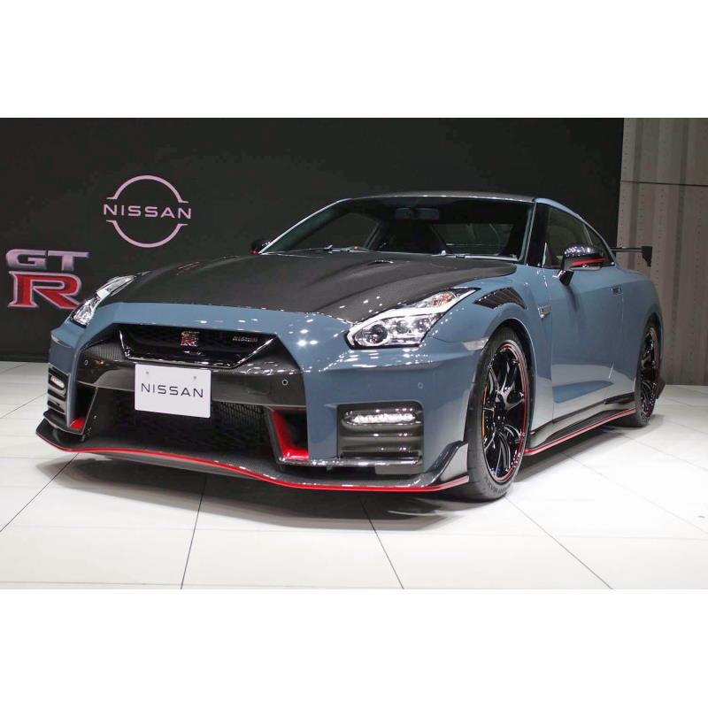 日産自動車は2021年4月14日、ハイパフォーマンスカー「日産GT-R NISMO」の2022年モデルを発表。これをベー...