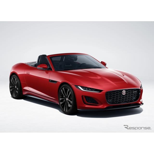 ジャガーカーズは4月12日、ジャガー『Fタイプ』(Jaguar F-TYPE)の2022年モデルに、欧州で「Rダイナミック...