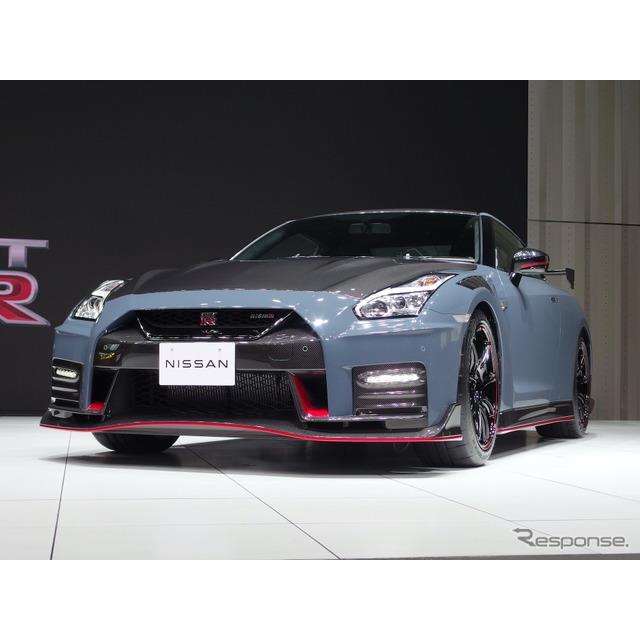日産自動車は4月14日、『GT-R NISMO』2022年モデルと「GT-R NISMO Special edition」2022年モデルを先行公...