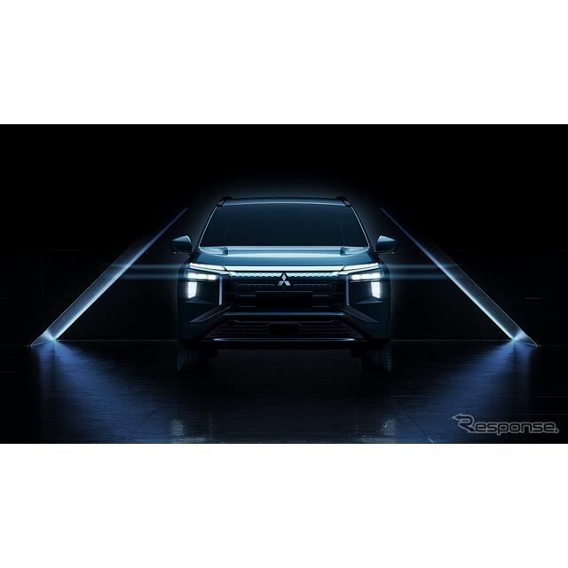 三菱自動車の中国における車両生産・販売合弁会社である広汽三菱は4月19日、上海モーターショーにて電気自...