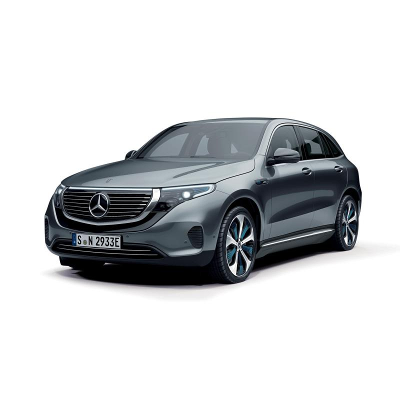 メルセデス・ベンツ日本は2021年4月20日、電気自動車「メルセデス・ベンツEQC400 4MATIC」の一部仕様を変更...