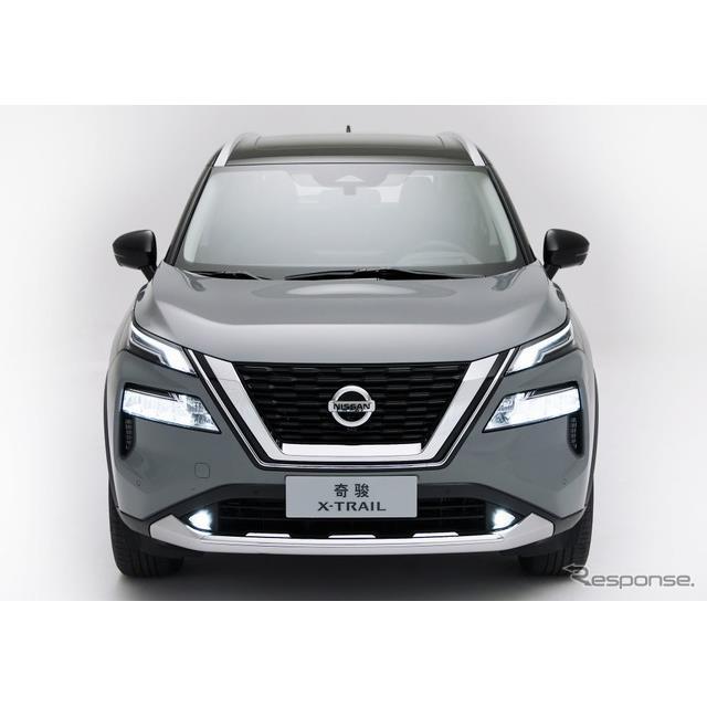 日産自動車の欧州部門は4月19日、新型『エクストレイル』(Nissan X-TRAIL)を2022年夏、欧州市場で発売す...