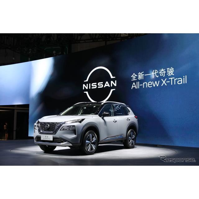 日産自動車は上海モーターショー2021(オートシャンハイ2021)でSUVの新型『エクストレイル』を発表した。...