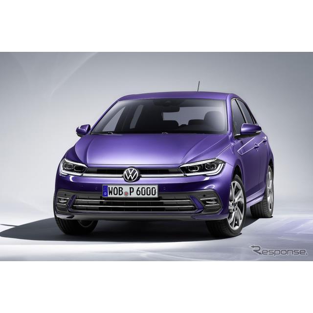 フォルクスワーゲンは4月22日、改良新型『ポロ』(Volkswagen Polo)を欧州で発表した。  ポロは1975年、...