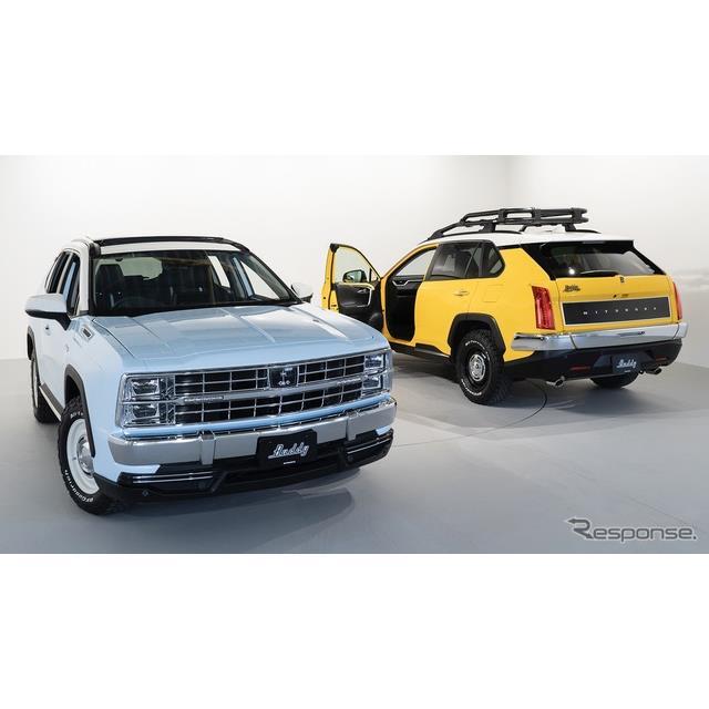 光岡自動車は、同社初のSUVカテゴリーとなる新型『バディ』を6月24日に発売すると発表。ラインオフへ向けて...
