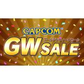 CAPCOM GOLDEN WEEK SALE