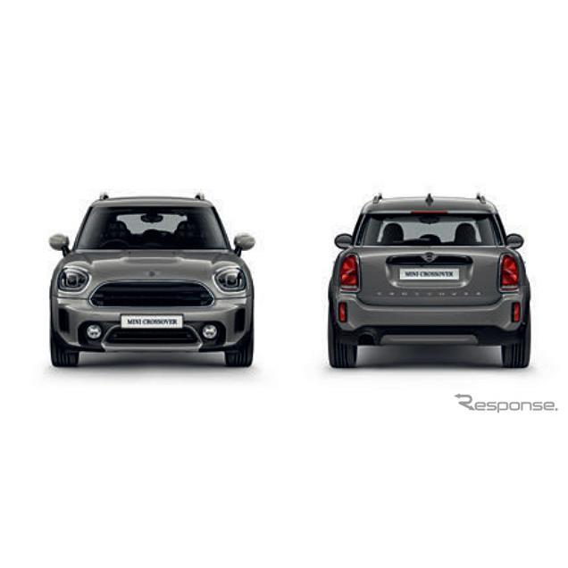 ビー・エム・ダブリュー(BMWジャパン)は、MINIのコンパクトSUV『クロスオーバー』にガソリンエンジン搭載...