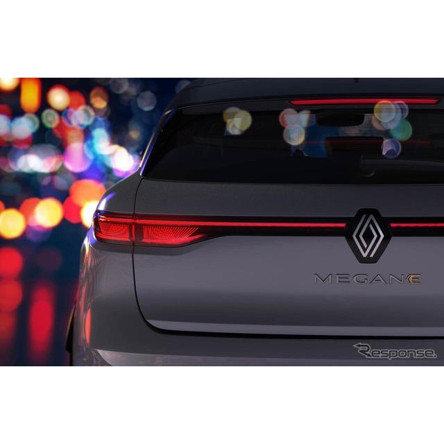 ルノーグループは5月6日、次世代のルノー『メガーヌ』(Renault Megane)にフルEVの「E-TECHエレクトリック...