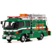 1/43 日野 レンジャー 2017 警視庁警備部特殊救助隊特型機動救助車両(SRT)