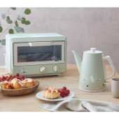 Compact Oven MOOMIN[コンパクト オーブン ムーミン]、Classic Kettle Clair MOOMIN[クラシックケトル クレール ムーミン]