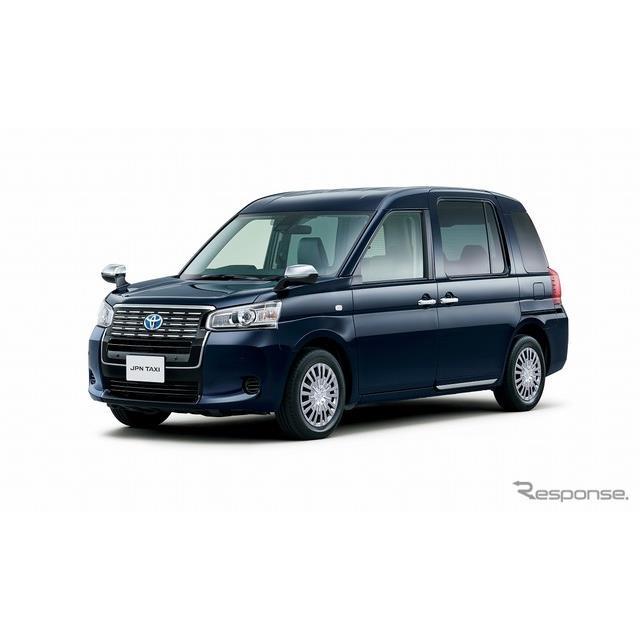 トヨタ自動車は、ジャパンタクシー(JPN TAXI)を一部改良し、5月10日より販売を開始した。  今回の一部...
