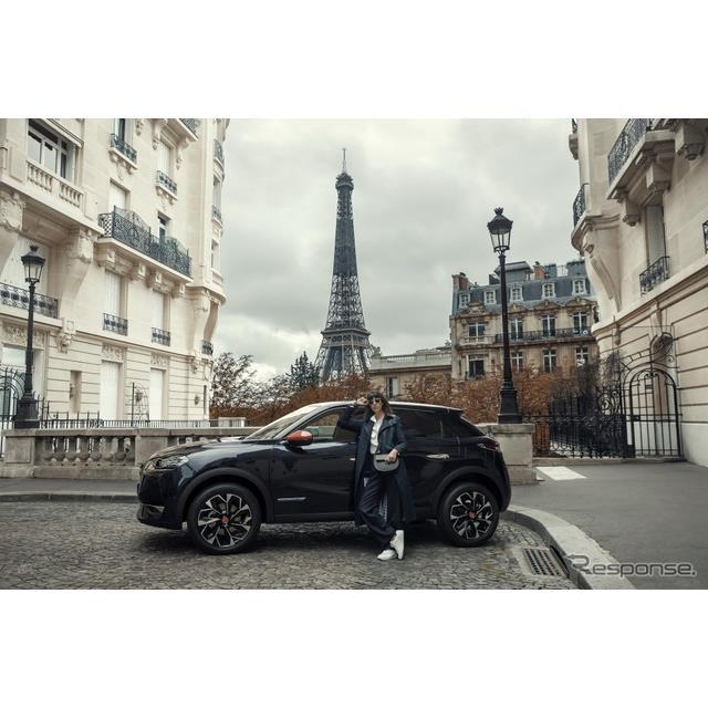 グループPSAジャパンは、特別仕様車『DS 3クロスバック・イネス・ド・ラ・フレサンジュ』を5月13日から19日...