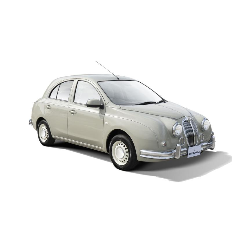 光岡自動車は2021年5月12日、「ビュート」および「ビュートなでしこ」に特別仕様車「nostalgia(ノスタルジ...