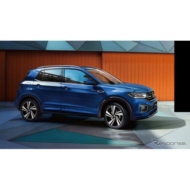 フォルクスワーゲン グループ ジャパン(VGJ)は、フォルクスワーゲン(VW)のコンパクトSUV『Tクロス』(V...