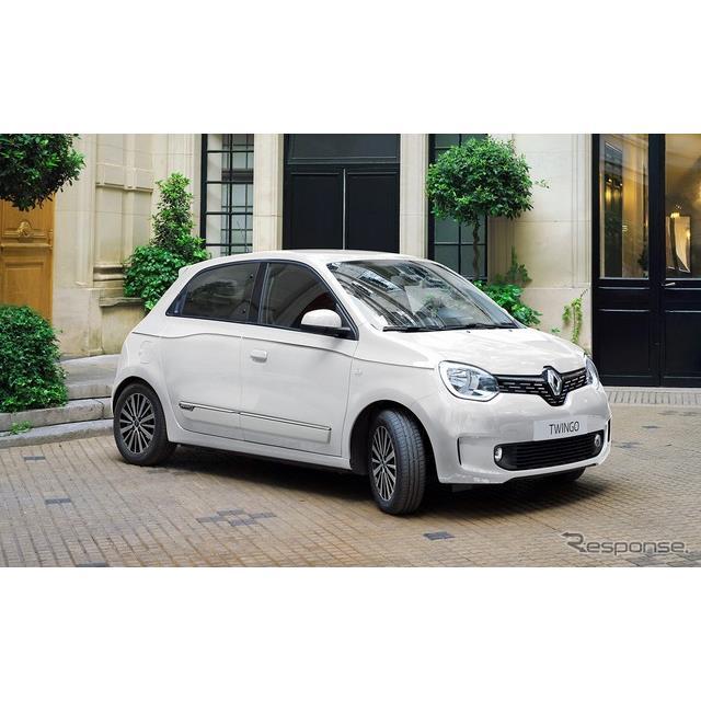ルノー・ジャポンは、コンパクトハッチバック『トゥインゴ』(Renault Twingo)の装備を充実させ、新インテ...