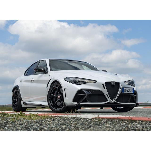 アルファロメオ(Alfa Romeo)は5月12日、新型『ジュリアGTA』と新型『ジュリアGTAm』を欧州市場で発売した...