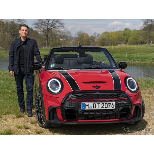 MINIは5月12日、MINI『コンバーチブル』(MINI Convertible)の後継車の開発を決定した、と発表した。2025...