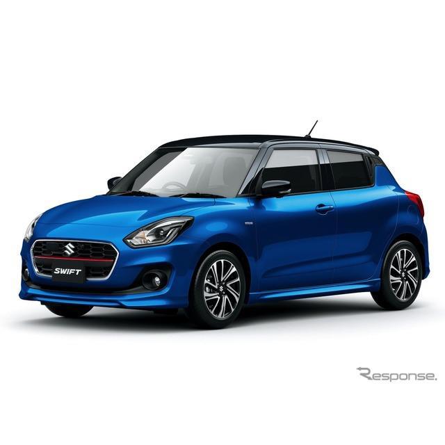 スズキは5月13日、2021年3月期の世界販売のマイルドハイブリッド車を含むハイブリッド車比率が、23.9%にな...