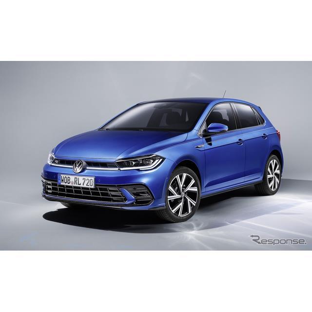 フォルクスワーゲンは5月14日、改良新型『ポロ』(Volkswagen Polo)の「Rライン」の予約受注を欧州で開始...