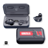 cheero Wireless Earphones with 6 GODZILLA Voice patterns