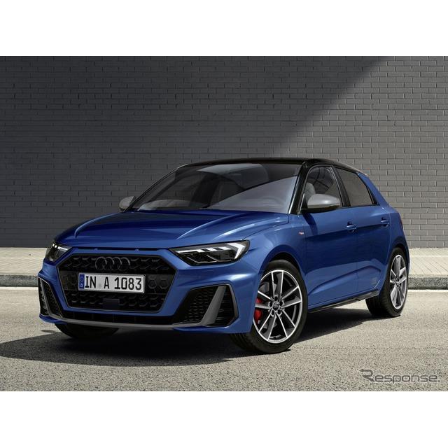 アウディは5月20日、『A1スポーツバック』(Audi A1 Sportback)の2022年モデルを欧州で発表した。  ◆「...
