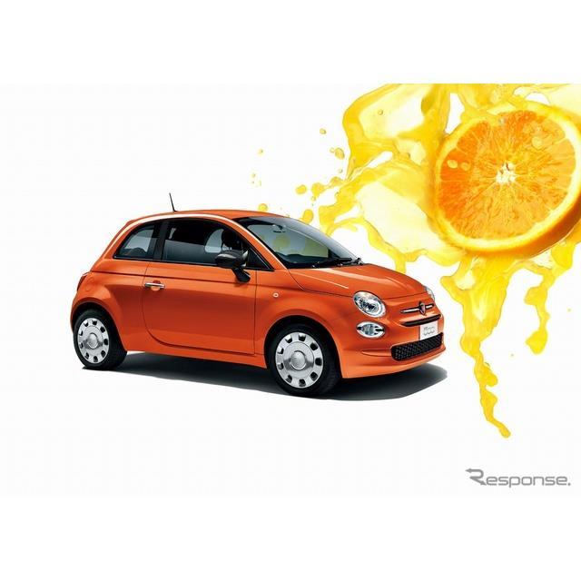 FCAジャパンは、フィアット『500(チンクエチェント)』『500C(チンクエチェントC)』(Fiat 500/500C)に...