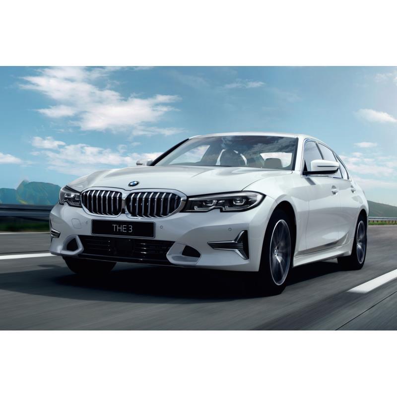 BMWジャパンは2021年5月24日、自社の設立40周年を記念して「3シリーズ」に記念限定モデル「40thアニバーサ...