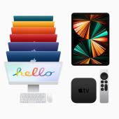 新型「iMac」、新型「iPad Pro」、新型「Apple TV 4K」