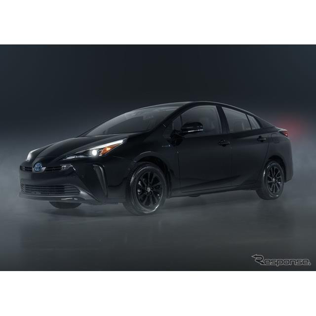 トヨタ自動車の米国部門は5月27日、『プリウス』(Toyota Prius)の2022年モデルを米国で発表した。特別モ...