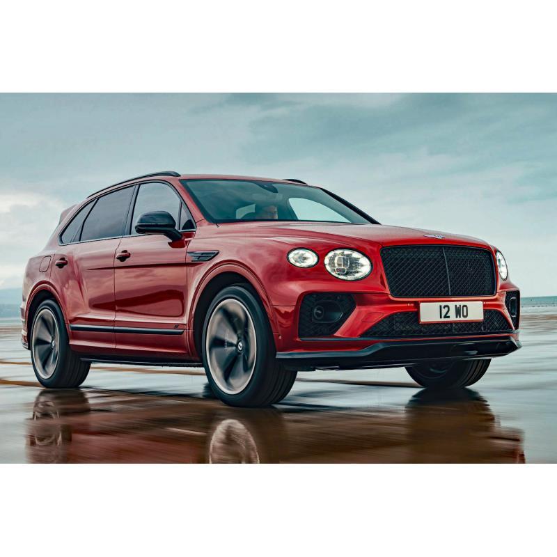 ベントレーモーターズジャパンは2021年6月1日、SUV「ベンテイガ」シリーズの価格を改定。新価格での販売を...