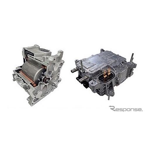 日立アステモは、同社のEV向けモーターおよびインバーターが、マツダ初の量産電気自動車(EV)『MX-30 EV』...