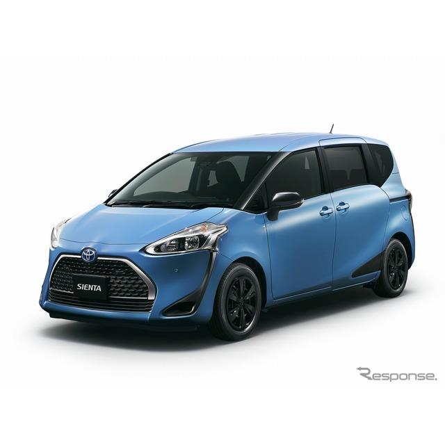 トヨタ自動車は、コンパクトミニバン『シエンタ』を一部改良するとともに、特別仕様車「G セーフティエディ...