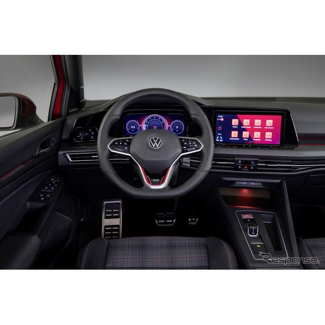 フォルクスワーゲン(Volkswagen)の米国部門は6月2日、新型『ゴルフR』と新型『ゴルフGTI』に、最新のデジ...