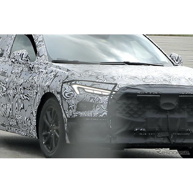 フォードの欧州Dセグメントモデル『モンデオ』(米国名:フュージョン)の後継モデルをスクープサイト「Spy...