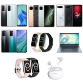 OPPO Reno5 A、AQUOS sense5G、ROG Phone 5、OPPO A54 5G、OPPO Band Style、HUAWEI Band 6、HP Pavilion 15-eh、HUAWEI FreeBuds 4i