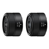NIKKOR Z 28mm f/2.8、NIKKOR Z 40mm f/2