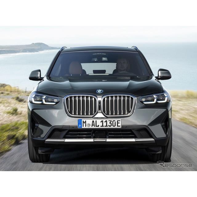 BMWは6月9日、改良新型『X3』を欧州で発表した。現行X3は3世代目モデルで2017年に初公開された。デビューか...